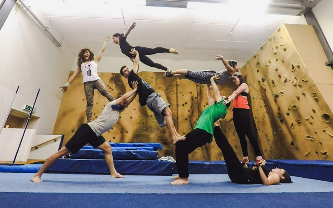 Friday Haverstock Acro Jam, 17th of May