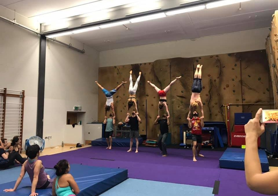 Friday Haverstock Acro Jam, 26th of July